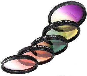 Image 4 - Filter set UV CPL ND FLD Graduated Colour Star & Adapter Ring Lens Hood Cap for Olympus TG 6 TG 5 TG 4 TG 3 TG 2 TG 1 Camera