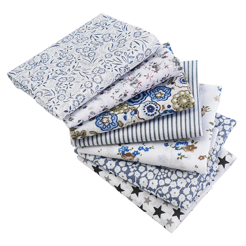 25x25cm and 10x10cm Cotton Fabric Printed Cloth Sewing Quilting Fabrics for Patchwork Needlework DIY Handmade Accessories 25x25cm and 10x10cm Cotton Fabric Printed Cloth Sewing Quilting Fabrics for Patchwork Needlework DIY Handmade Accessories T7866