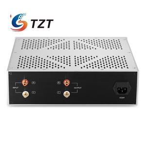 Image 5 - TZT F200 rura próżniowa przedwzmacniacz Stereo HiFi Audio przedwzmacniacz lampowy przedwzmacniacz do JP200