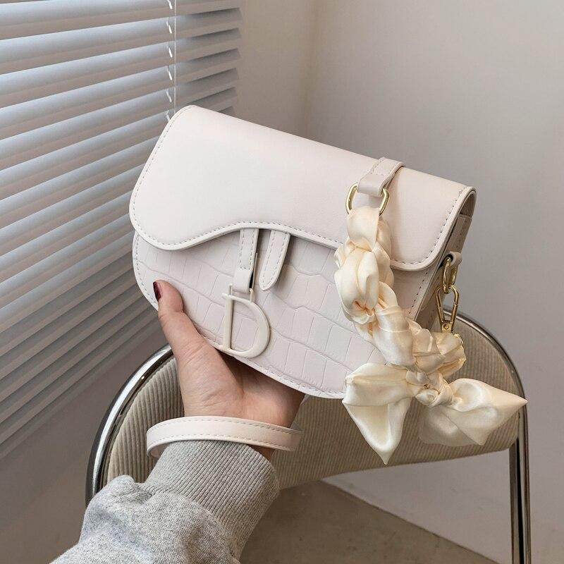 2021 Korean vintage Women handbag preppy style female shoulder bag pu leather ladies Totes girl messenger bags bolsas femininas