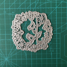 DIY Mold Scrapbook Etching Die Bird Branch Metal Cutting Dies Garland Decoration Embossed Carbon Steel Mode Educational Toys ms 384 diy bird carbon steel cutting die 1pc