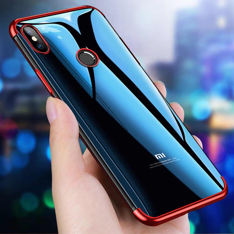 3in1 para Xiaomi teléfono móvil F1 para Xiaomi mi A2 Lite mi A1 mi x 2 2s Max 3 mi caso en rojo mi 6A 6 Pro S2 nota 4X 5A 5 Pro