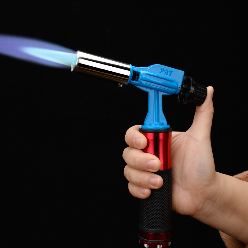 Электронное зажигание сжиженный газ сварочный пистолет горелка комплект с 3 М шланг для пайки Пособия по кулинарии пайки Отопление освещен