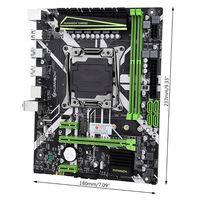 v3 0 Huananzhi X99 Motherboard Slot LGA2011-3 USB3.0 NVME M.2 SSD Support DDR4 REG ECC Memory and Xeon E5 V3 V4 Processor M5TB (1)