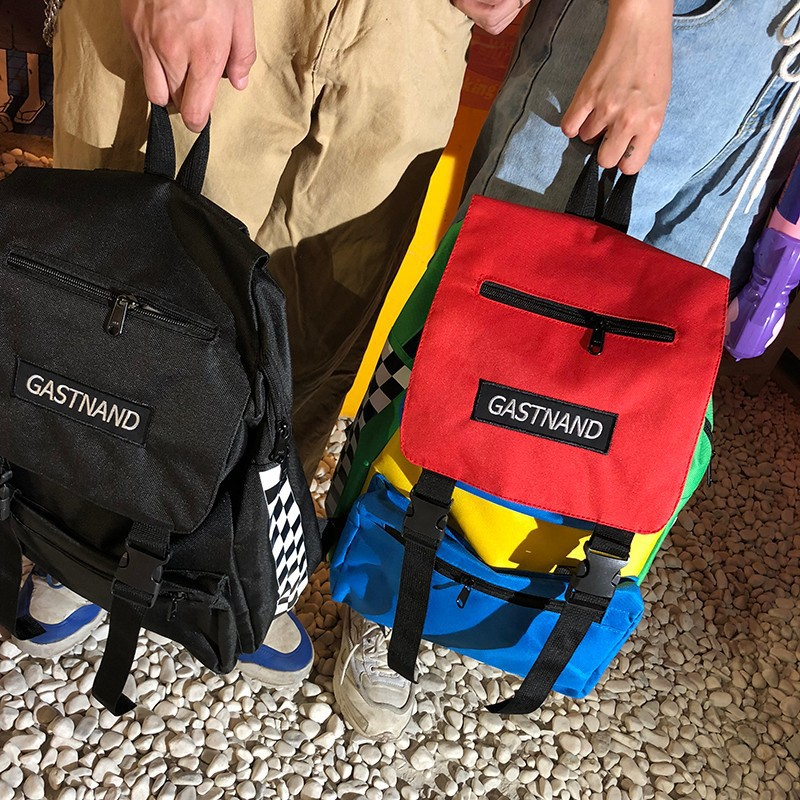 Unisex Women Backpack Waterproof Nylon Men Casual Womens Backpacks Female Travel Bags