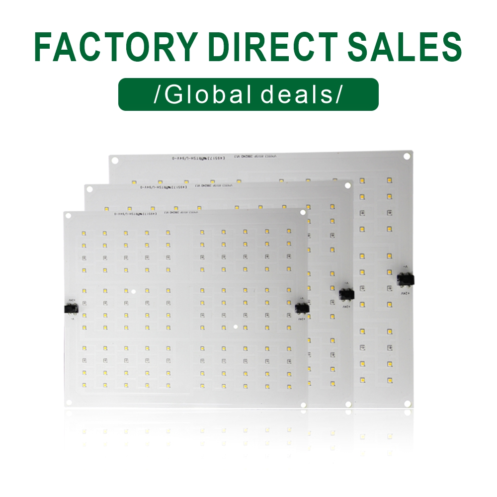 Idea Light LED Grow Light Indoor Plants For Seedling Growing Fruiting
