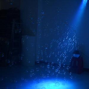 Image 3 - 自動制御バブルブロワーメーカー銃機djステージウェディングパーティー効果装飾吹く泡ボトル機器