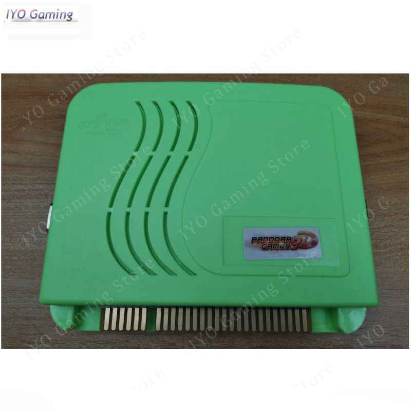 Iyo Pandora Box 3D 2323 In 1 Arcade Versie Jamma Spelbord Hdmi Vga Voor Coin Operated Game Machine Ondersteuning 3P 4P Games Usb