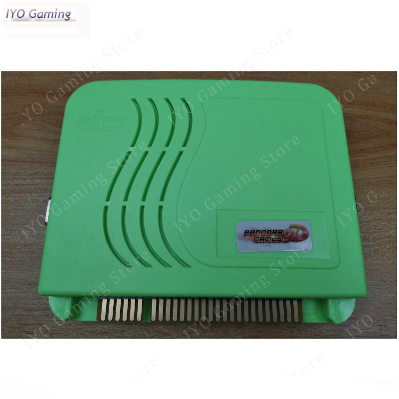 IYO Pandora Box 3D 2323 in 1 Arcade Version Jamma Game Board HDMI VGA for Coin Operated Game Machine Support 3P 4P Games USB(China)