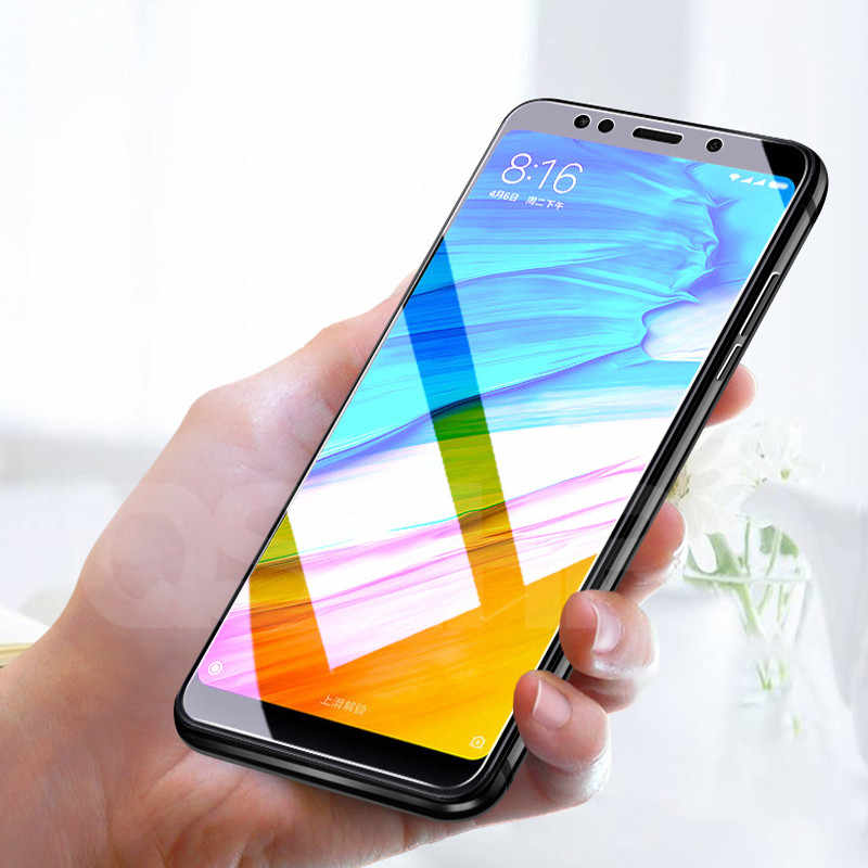 9H закаленное стекло для Xiaomi Redmi 5 Plus 5A S2 Защитная пленка для экрана Redmi 4 4X 4A K20 Note 4 4X5 5A Pro