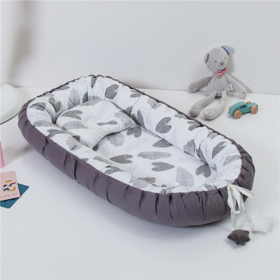 Baby Nest Bed Portable Crib Baby Nest Baby Bedding Set Newborn Cama Nido Baby Cribs