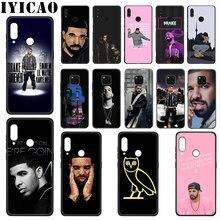 IYICAO Rapper Drake Soft Silicone Case for Huawei Mate 20 10 Lite Pro Nova 5i 4 3i 3 2i 2