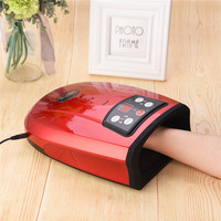 CkeyiN Heated Hand Massager Physiotherapy Equipment Pressotherapy Palm Massage Device Air Compression Finger Massager Apparatus