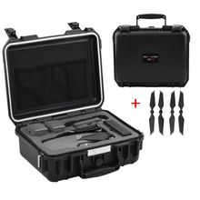 Portable Waterproof Storage Bag Travel Carrying Case with Propellers for DJI Mavic 2 Pro/DJI Mavic 2 Zoom Drone Accessories 28TE