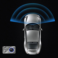 Car DVR Full HD 1080P Dash Cam Dual Lens 4 Inch IPS Screen WDR Car Camera Night Vision Video Recorder G sensor Parking Mode
