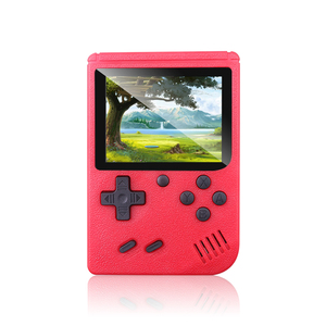 Image 5 - Classic Handheld Game Players Console Retro Electronic Gamepad Box 3.0inch TFT LCD Screen TV AV OUT For Child Gift