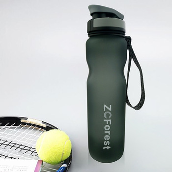 Tritan Sports Water Bottle 1000ml BPA Free My Bottle With Tea Infuser Portable Plastic For Drink Outdoors Bike Cycling ZCForest 1