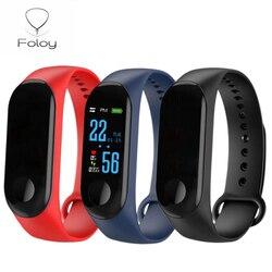 M3 Smart Bracelet Heart Rate Blood Pressure Health Waterproof Smart Watch M3 Pro men Watch Wristband Fitness Tracker