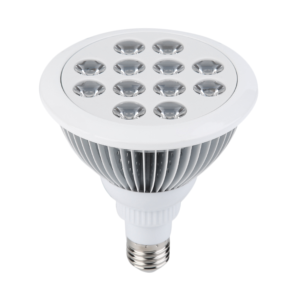 ICOCO 12W LED Plant Grow Light 85-265V LED Lighting LED Plants Growing Lamp For Hydroponics Flowers Plants Vegetables