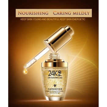 woman BIOAQUA 24K Gold Whitening  3