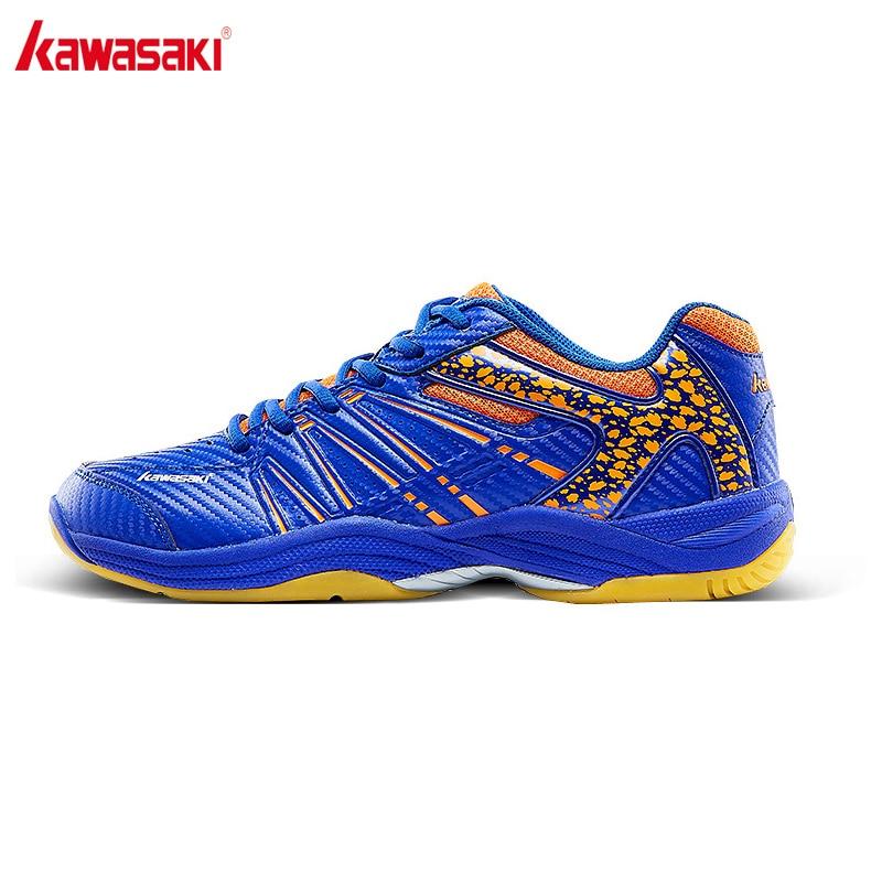 Kawasaki  Badminton Shoes  2020 Breathable Anti-Slippery Sport Tennis Shoes For Men Women Sneakers K-061D