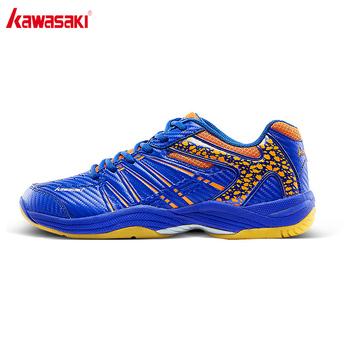 Kawasaki Badminton buty 2020 oddychające antypoślizgowe sportowe buty tenisowe dla mężczyzn kobiety trampki K-061D tanie i dobre opinie Profesjonalne Spring2019 Pasuje mniejszy niż zwykle proszę sprawdzić ten sklep jest dobór informacji Anti-śliskie
