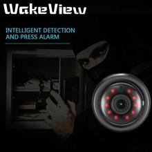 цена на WakeView Mini Wifi 960P HD IP Camera Wireless CCTV IR Night Vision Motion Detection 2-Way Audio Motion Tracker Home Security Cam