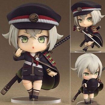 Figuras de acción de Touken Ranbu, modelos de colección de PVC de 10cm, Hotarumaru 608