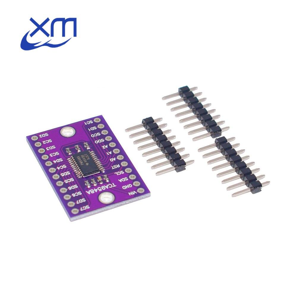 1 pièces TCA9548A CJMCU- 9548 TCA9548 1-to-8 I2C carte dextension multicanal 8 voies carte de développement de Module IIC 9548