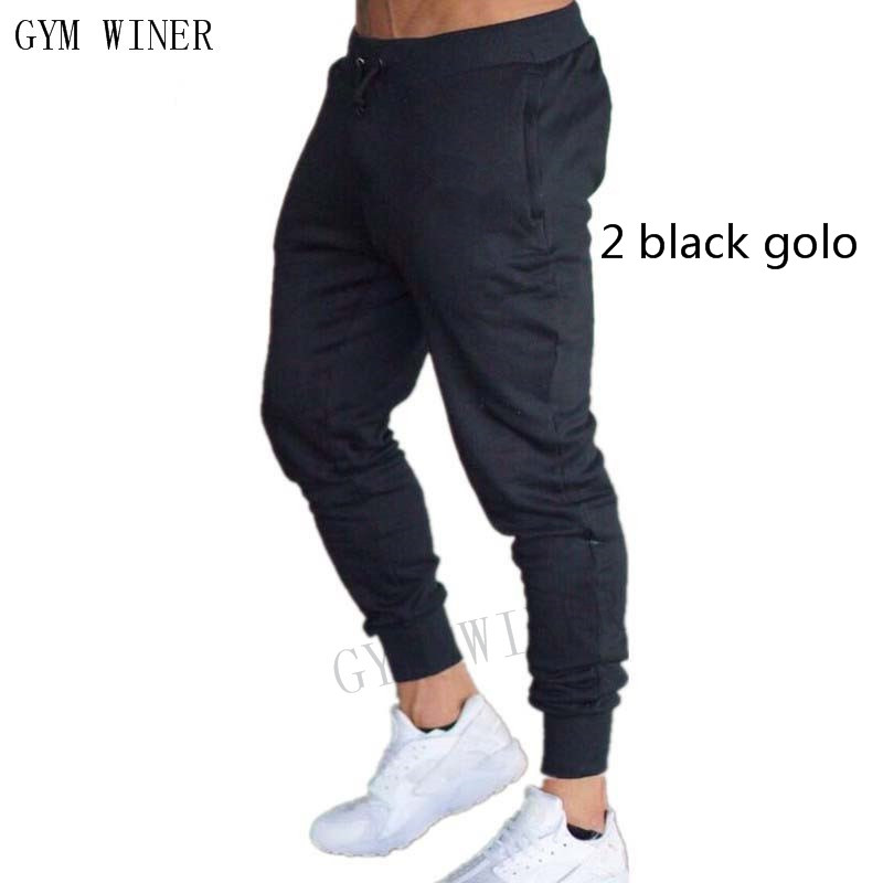 New Spring Autumn Brand Men Joggers Sweatpants Men's Joggers Trousers Sporting Clothing The High Quality Bodybuilding Pants 1