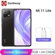 Versión Global Xiaomi Mi 11 Lite Snapdragon 732G Octa Core 64GB /128GB 64MP cámara trasera 4520mAh 33W de carga rápida NFC