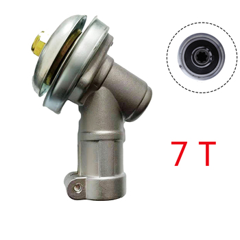 7 9 Teeth Trimmer Gearbox Gearhead 26mm 28mm Brushcutter Grass Trimmer Replace Gear Head Lawn Mower Parts Garden Power Tools - 28mm, 7T