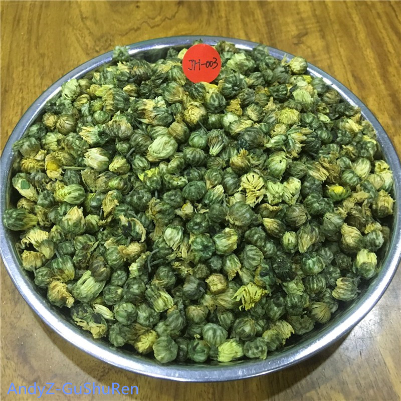 2019 Chinese Chrysanthemum Flower Tea Fresh Natural Organic Green Food For Beauty Lose Weight Health Care Kung Fu Tea