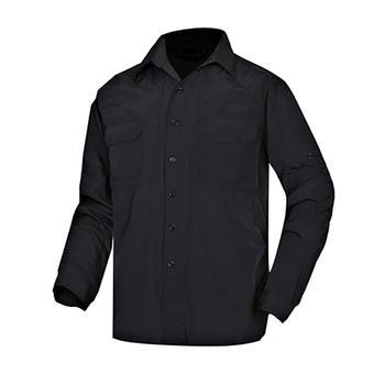 Nowe męskie koszule na co dzień znosić bawełniane oprzyrządowanie Zip Shirt Fashion Casual topy z długimi rękawami koszule Outdoor koszulki sportowe odzież sportowa tanie i dobre opinie Hxroolrp Pełna Poliester R542041 Camping i piesze wycieczki Pasuje prawda na wymiar weź swój normalny rozmiar Oddychające