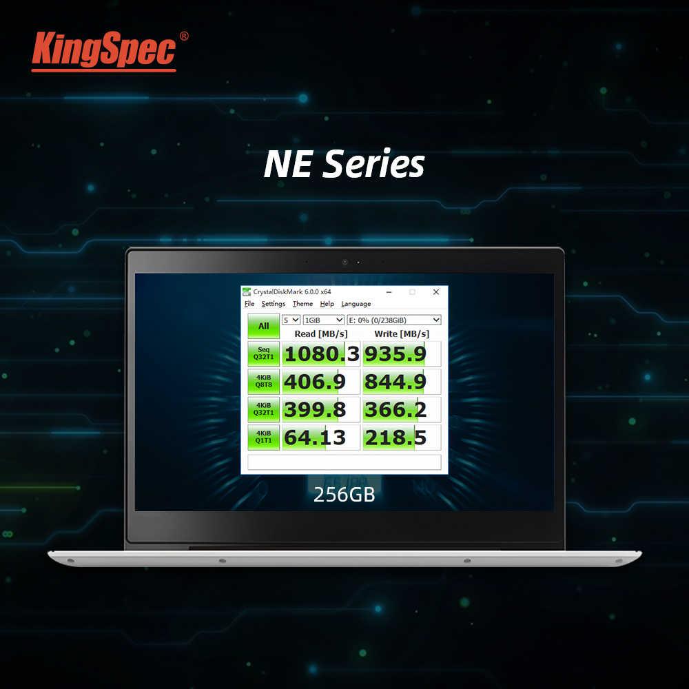 KingSpec M.2 ssd da 256GB M2 2280 NVMe pcie M2 2242 SSD DA 512GB 1TB nvme Disco A Stato Solido hdd interno per il Computer Portatile desktop PC Gaming
