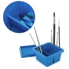 Многофункциональное ведро для мытья кистей ручка мойка товары