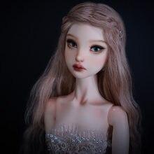 LIMITED DOLL Linus 1/4 BJD Doll Anime Figure Fullset MSD Resin Toys for Kids Surprise Gift for Girls Ball jointed Doll