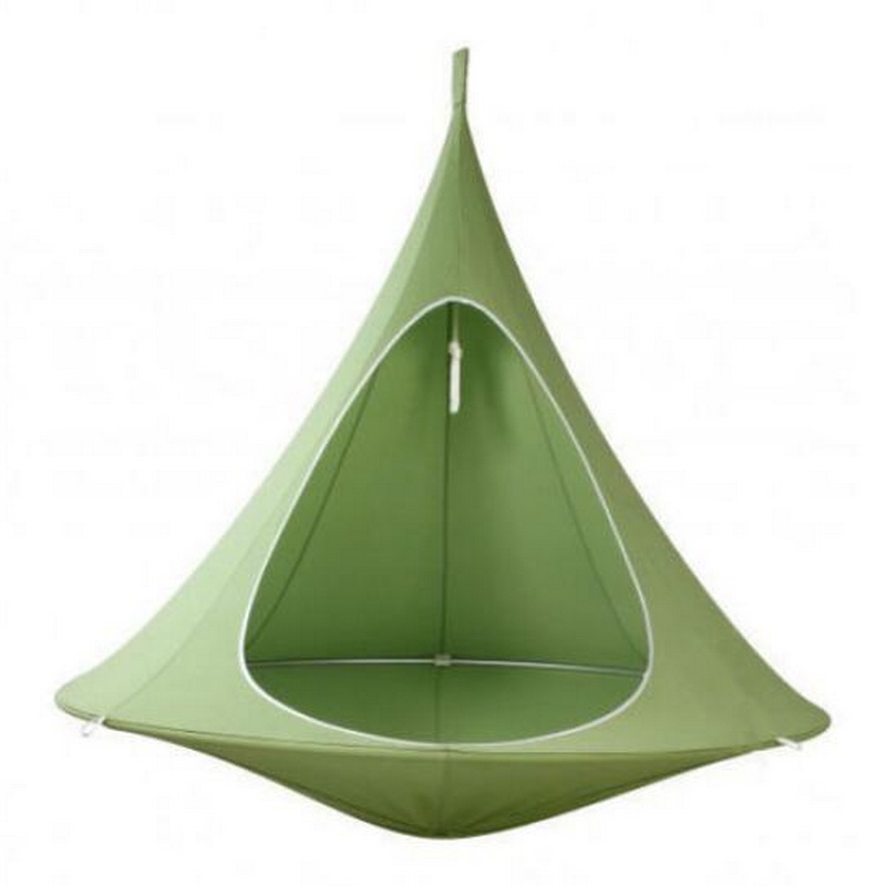 Outdoor tent camping tree tent, children's butterfly hammock swing, outdoor camping villa courtyard tent sunshade leisure sofa