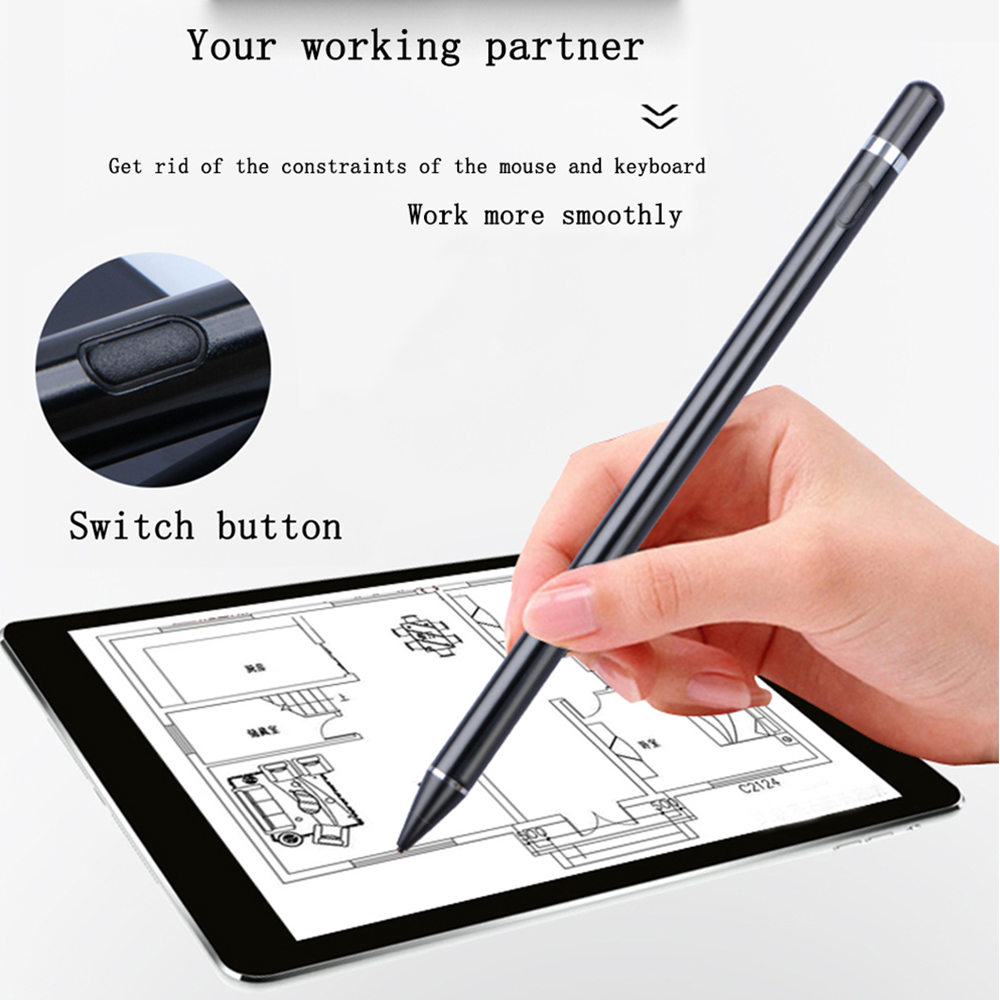 Universal Capacitive Stylus for IOS/Android 12