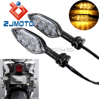 Motorcycle LED Turn Signals Indicator Lights For Yamaha MT03 MT07 MT08 MT09 MT 25 YZF R1 R3 R6 FZ6 FZ7 FZ8 YBR125 YBR250 TDM 900|light for -