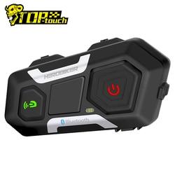 HEROBIKER Waterproof Motorcycle Intercom Helmet Headset Helmet Speaker Interphone Moto Headset Wireless Intercomunicador 1200M