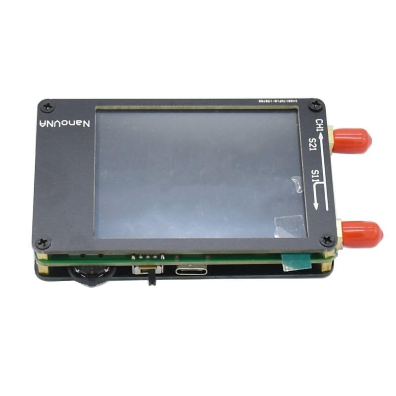 50 KHz-900 MHz de analizador de red Kit MF HF VHF UHF Analizador de antena