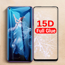 15D Full Glue Protective Glass For Huawei Honor 20 Pro Tempered Glass Screen Pro