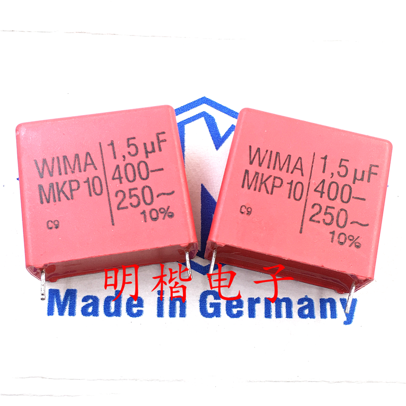 4pcs WIMA Germany <font><b>Capacitor</b></font> MKP10 <font><b>400V</b></font> <font><b>1.5UF</b></font> <font><b>400V</b></font> 155 1U5 27.5 Pitch free shipping image