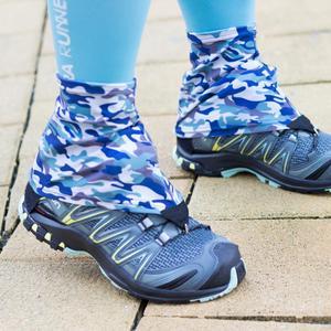Image 4 - Guêtre à motif de camouflage pour course à pied, léger
