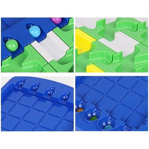 jogo de tabuleiro desafio com solucao brinquedos