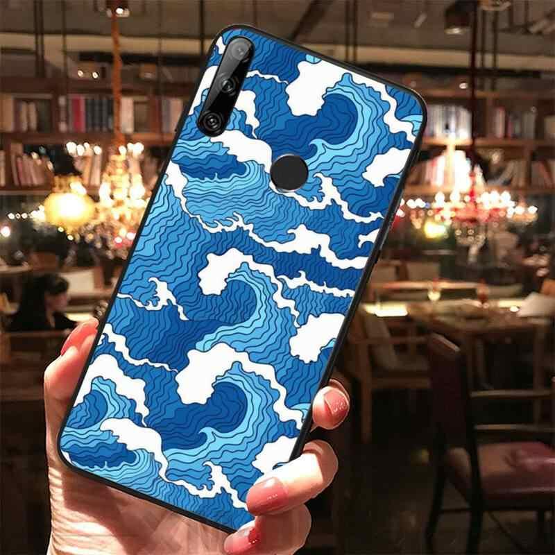 Naruto dövme siyah yumuşak kabuk telefon kılıfı çapa Huawei Y5 Y6 Y7 Y9 başbakan Pro II 2019 2018
