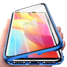 Xiaomi mi note 10 lite 케이스 xiomi mi note10의 360 ° 자기 플립 케이스 light not 10 pro 10 lite 보호 유리 전화 커버