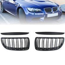 Car Front Grille Matte Black Racing Grills Replacement Grill Kidney Hood For BMW E90 E91 318 320i 325i Auto Intake Grille w447 vito diamonds style front grille grill fit for mercedesmb v class abs black sport without sign v260 v250 look grills 16 19