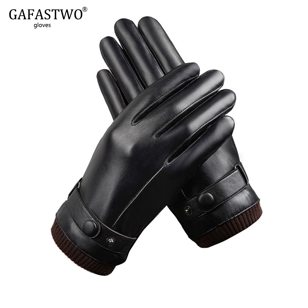 Winter Outdoor Riding Plus Velvet Warm Mens Touch Screen Gloves Women Fashion Windproof Fashion Couple Gloves Ladies